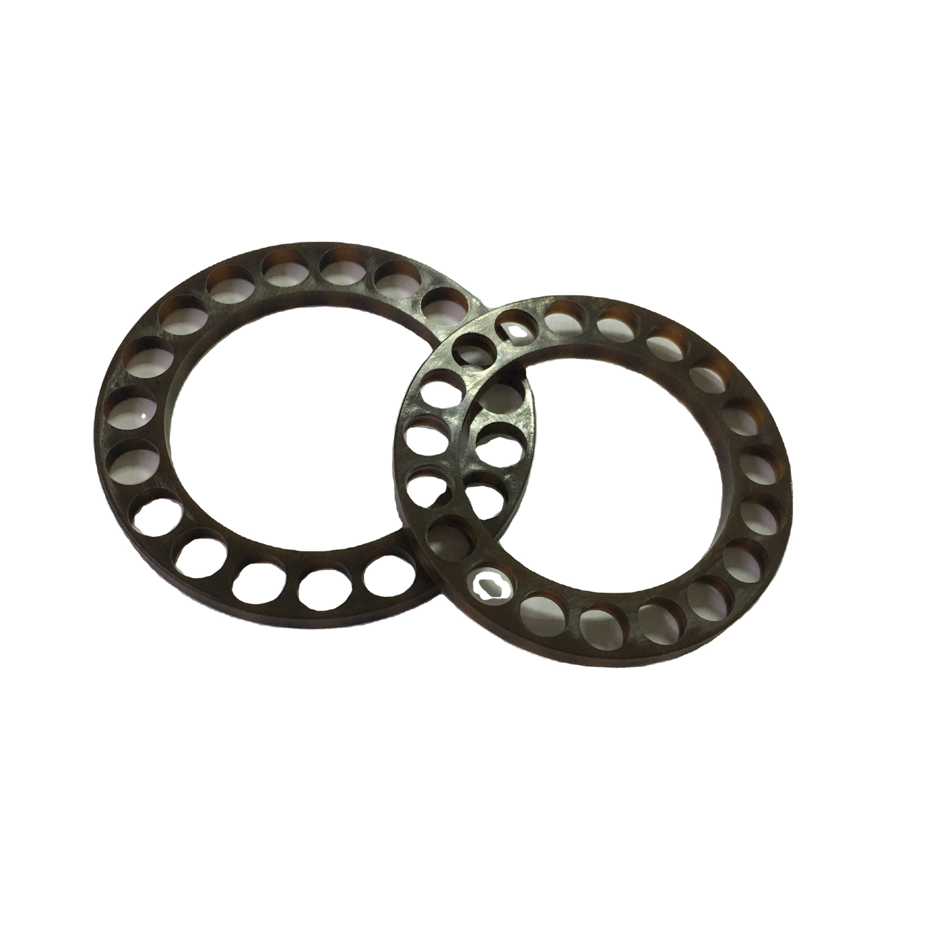 Hot sale low voice high speed factory direct sales plastic cage deep groove ball bearing nylon retainer