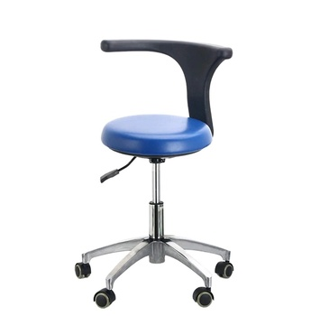 Good quality Deluxe Saddle Doctor Chair / Dental Stool