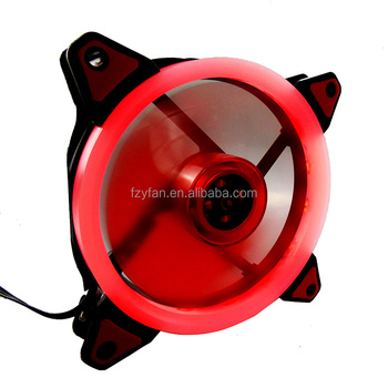 Shenzhen led 120mm 120*120*25mm pc cooling 3pin 4pin 25dBA 1200rpm for case silent fan