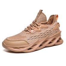 Крутая Мужская баскетбольная обувь амортизирующая дышащая повседневная спортивная обувь Нескользящая Спортивная Уличная обувь для бега ...(Китай)