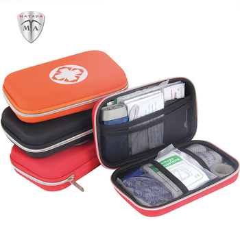 MTA EVA Outdoor First Aid Portable Customized Medical Kits Boxes without Kits