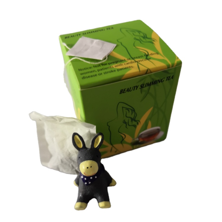 Original nature organic herb beauty Flat tummy detox slim tea Slimming tea for herbal slimmed waist tea - 4uTea | 4uTea.com
