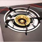 Gas Cooktops Gas Tempered Glass Gas Cooker Stove 3 Burner Cooktops Appliances