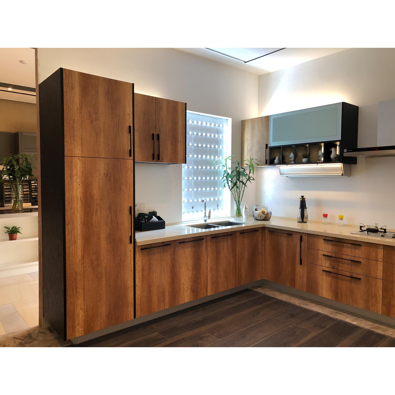 Nicocabinet Modern Mfc Italian Kitchen Cabinet Kitchen Furniture ...
