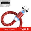 Tipe C kabel --- Merah