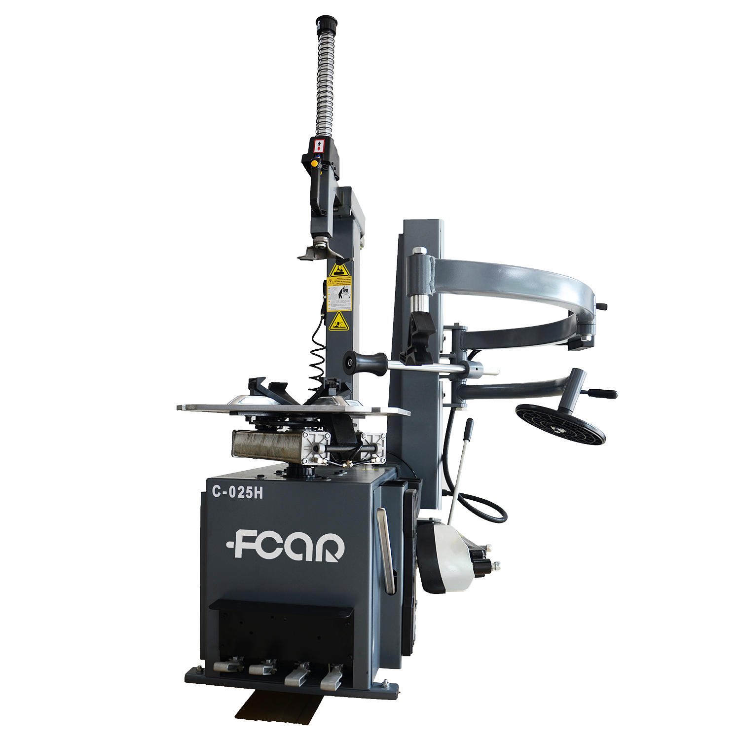 FCAR C-025H Automatic tyre changer for Passenger Car, Light Truck and Motorcycle Wheels pneumatic lock garage equipment and tool
