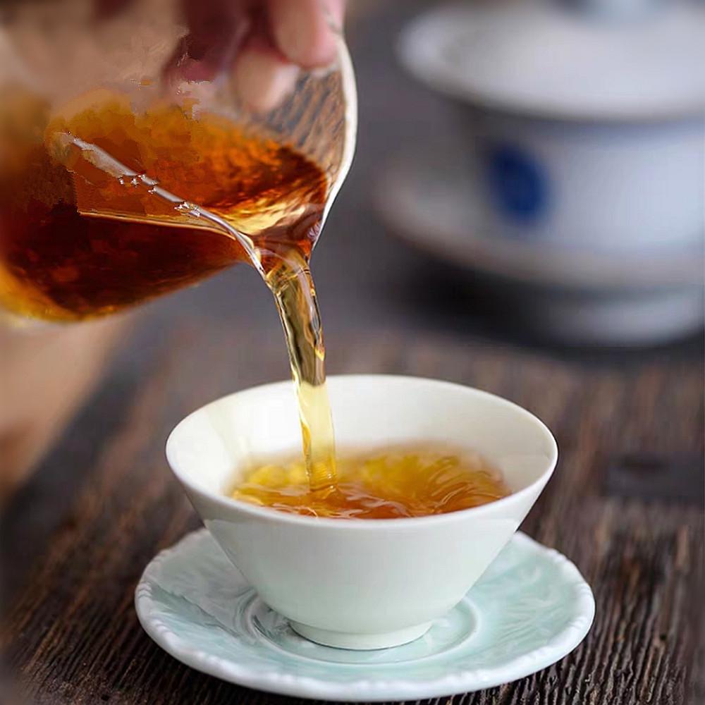 ZSL-BC-001 Chinese Fine Tea Grade Farming Natural Hand-Made Black Tea Loose Leaf Perfumes flower pot - 4uTea | 4uTea.com