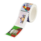 Tape High Quality Custom Printing Stamp Paper Washi Tape Manufacturer