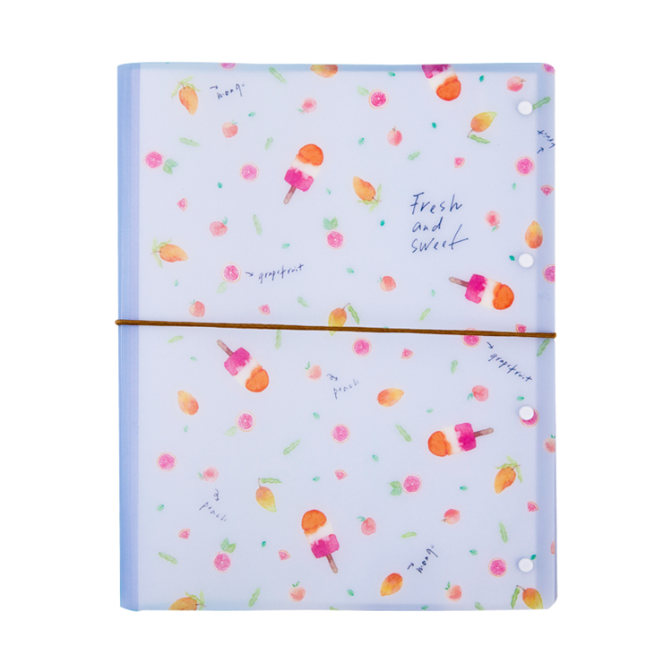 Hot sell good quality paper A3 size file folder office supplies file folder