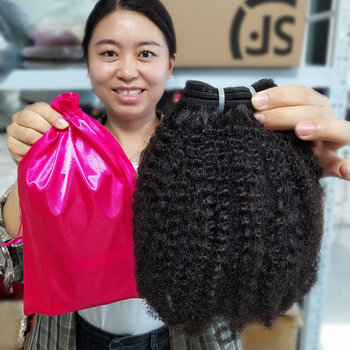 Factory wholesale 4c hair clip in,clip in hair extensions afro hair, momgolian afro kinky curly hair clip ins 4c hair extensions