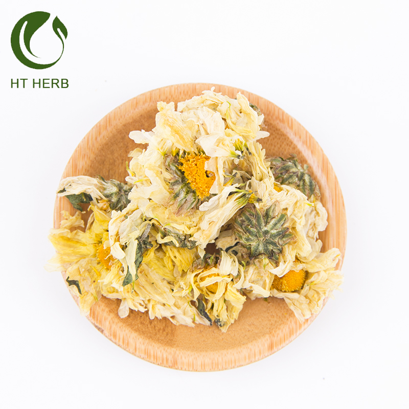 Chinese Organic dried chrysanthemum bud tea flower tea beauty detox tea - 4uTea   4uTea.com