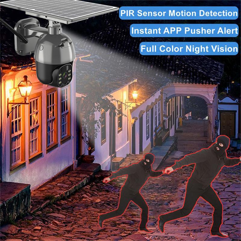 Беспроводная ip-видеокамера cctv smart wifi с углом обзора 360 градусов