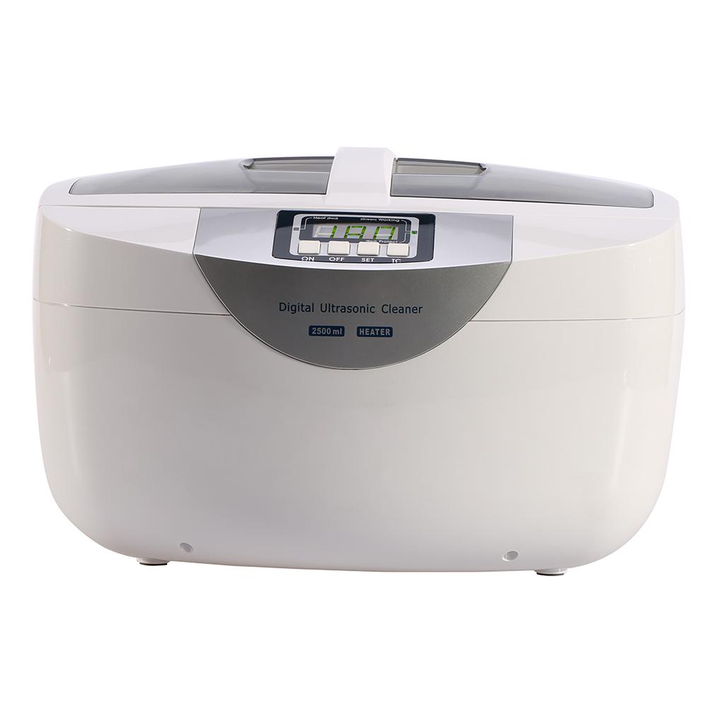 Профессиональный Ультразвуковой очиститель Codyson CD4820 с нагревателем и цифровым таймером, пластиковый лоток