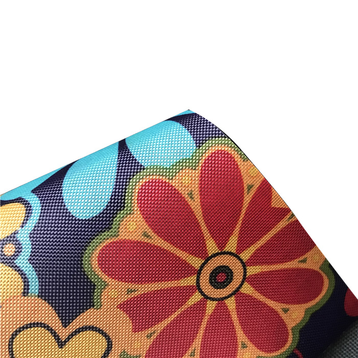 Jinyi Factory Most Popular DTY Oxford Bag 600D Printed Luggage Fabric
