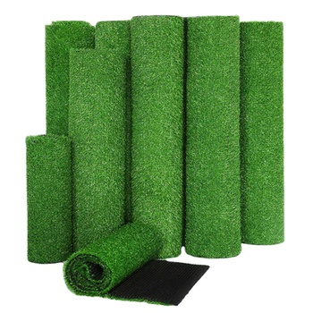 UNI a Grade 6mm 7mm 8mm Wallpaper Landscape Artificial Turf Grass Synthetic