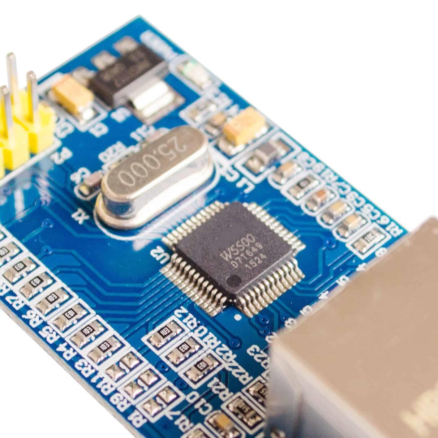 Okystar OEM/ODM W5500 Ethernet Network Module STM32 For Arduino