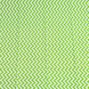 Green wavy line