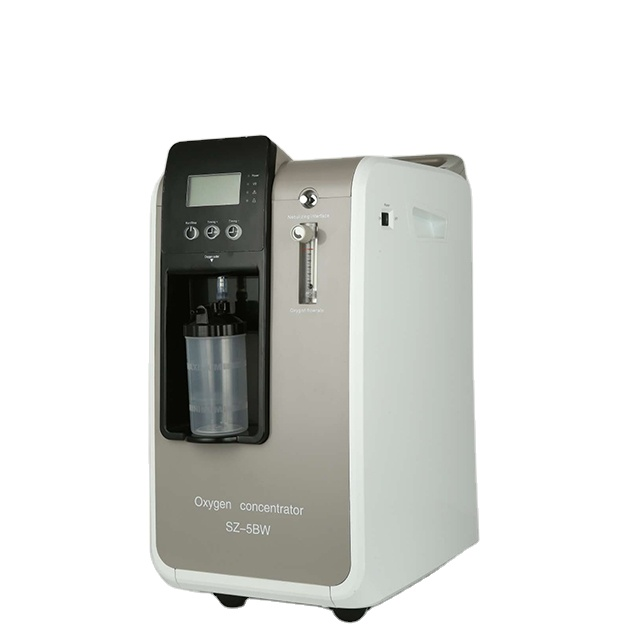 Oxygen concentrator 96% 5l With CE - KingCare | KingCare.net