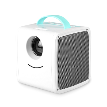 Portable LCD Projector 100W LED Mini HD Family Games Projectors