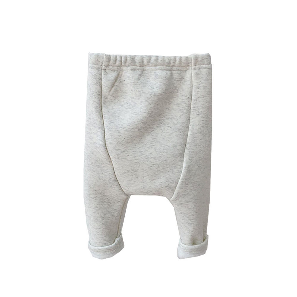 Winter Autumn Baby Infant Girls Toddler Boys Pants 100% Cotton Soft Comfortable Thick Trousers
