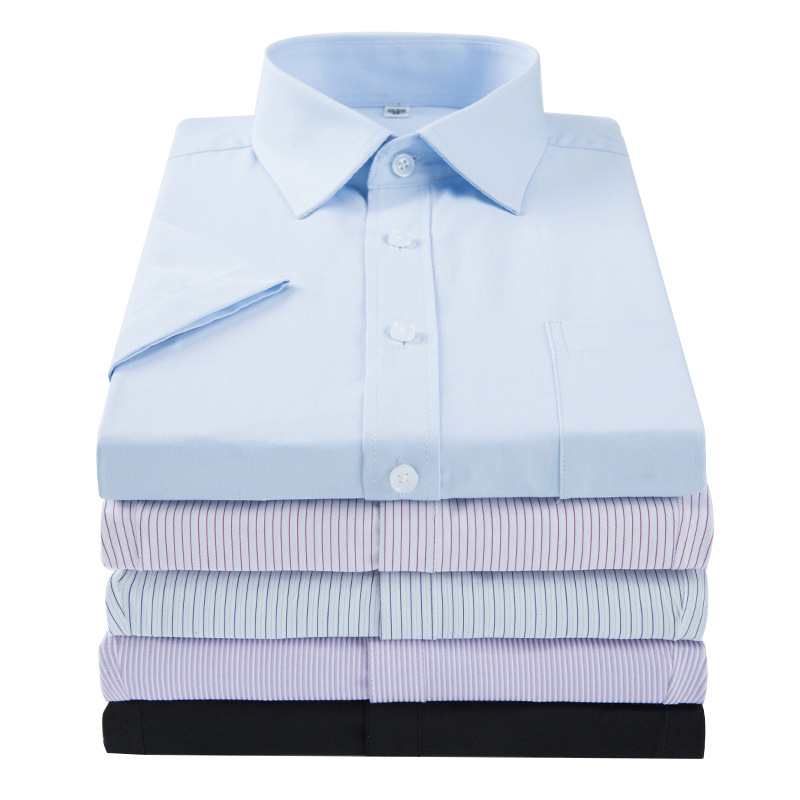 High Quality Customized Logo Business Formal Long Sleeve 100% Cotton White Office Formal Tuxedo Dress Shirts For Men