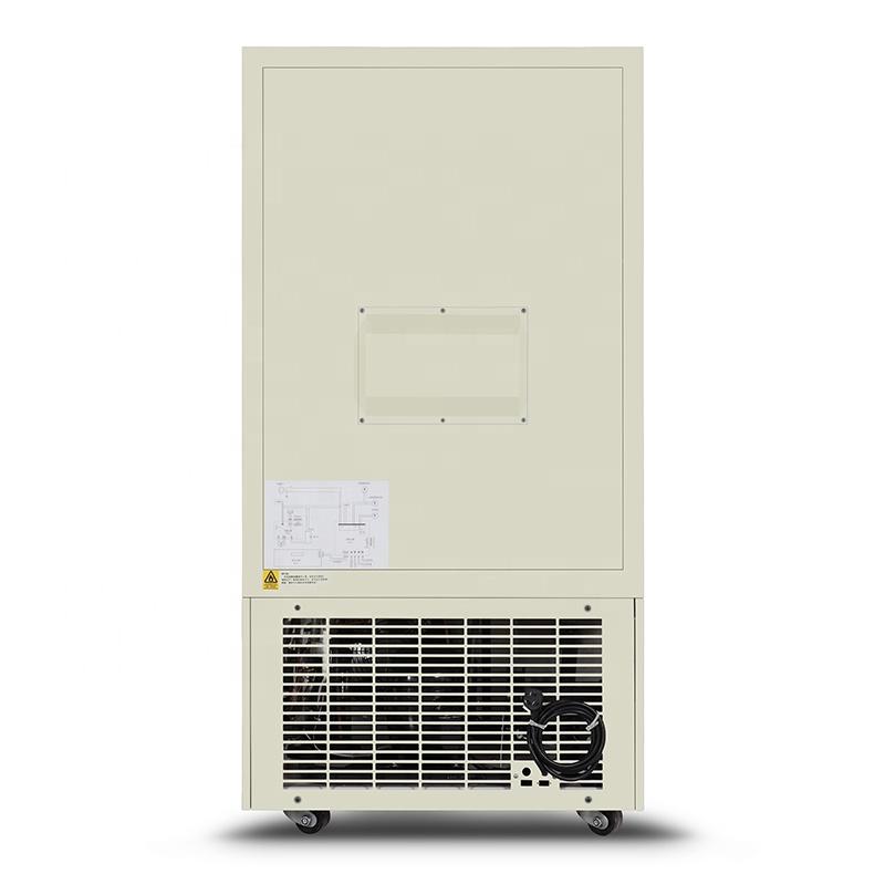 -86 degree cryogenic upright ultra low temperature freezer