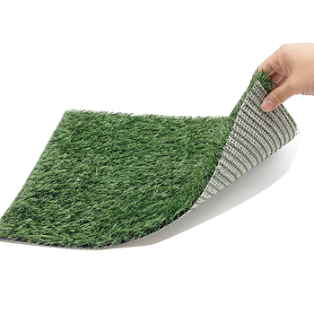 "Pet Potty Dog Grass Pee Potty Pad, Artificial Grass Indoor Dog Potty, Potty Training Grass Pad for Dogs (14""x18"")"