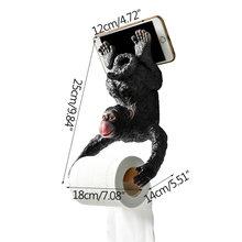 Strongwell нордическая Абстрактная Геометрия, держатель для тканей животных, держатель рулона туалетной бумаги для домашнего офиса, Украшение с...(Китай)