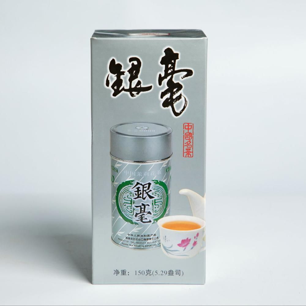 Natural fresh fragrant healthy bulk tea wholesale fresh buds benefits health jasmine tea - 4uTea | 4uTea.com