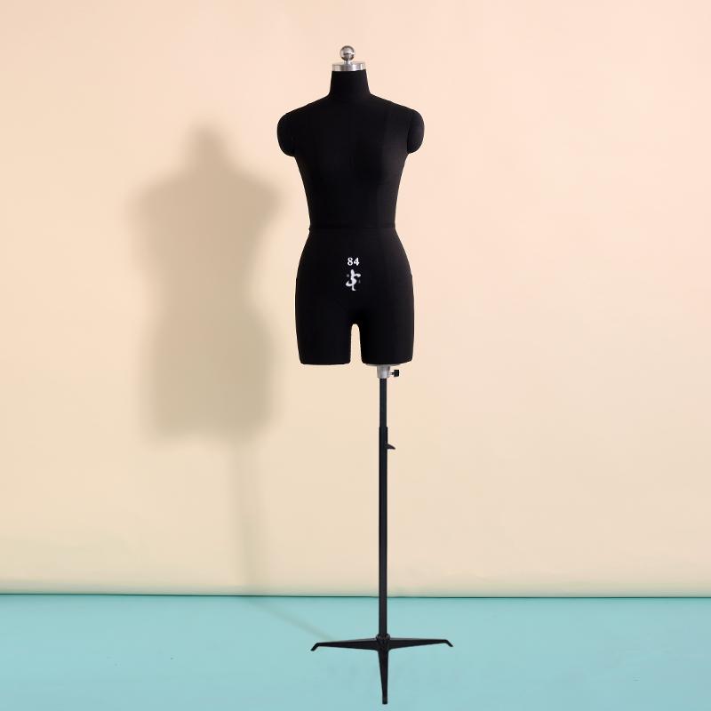 Высокое качество пошива платья Форма Женский манекен головы для дизайнерское платье из резины и шитья