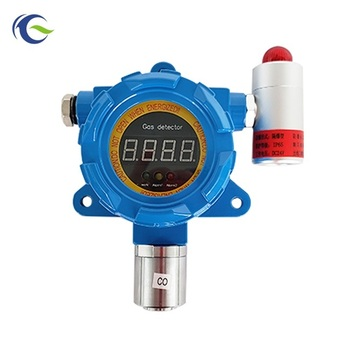 CE ATEX explosion proof fixed CH4 LPG LEL leaking alarm monitor sensor combustible gas leakage alarm detector