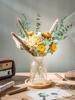 Daisy Pampas bouquet