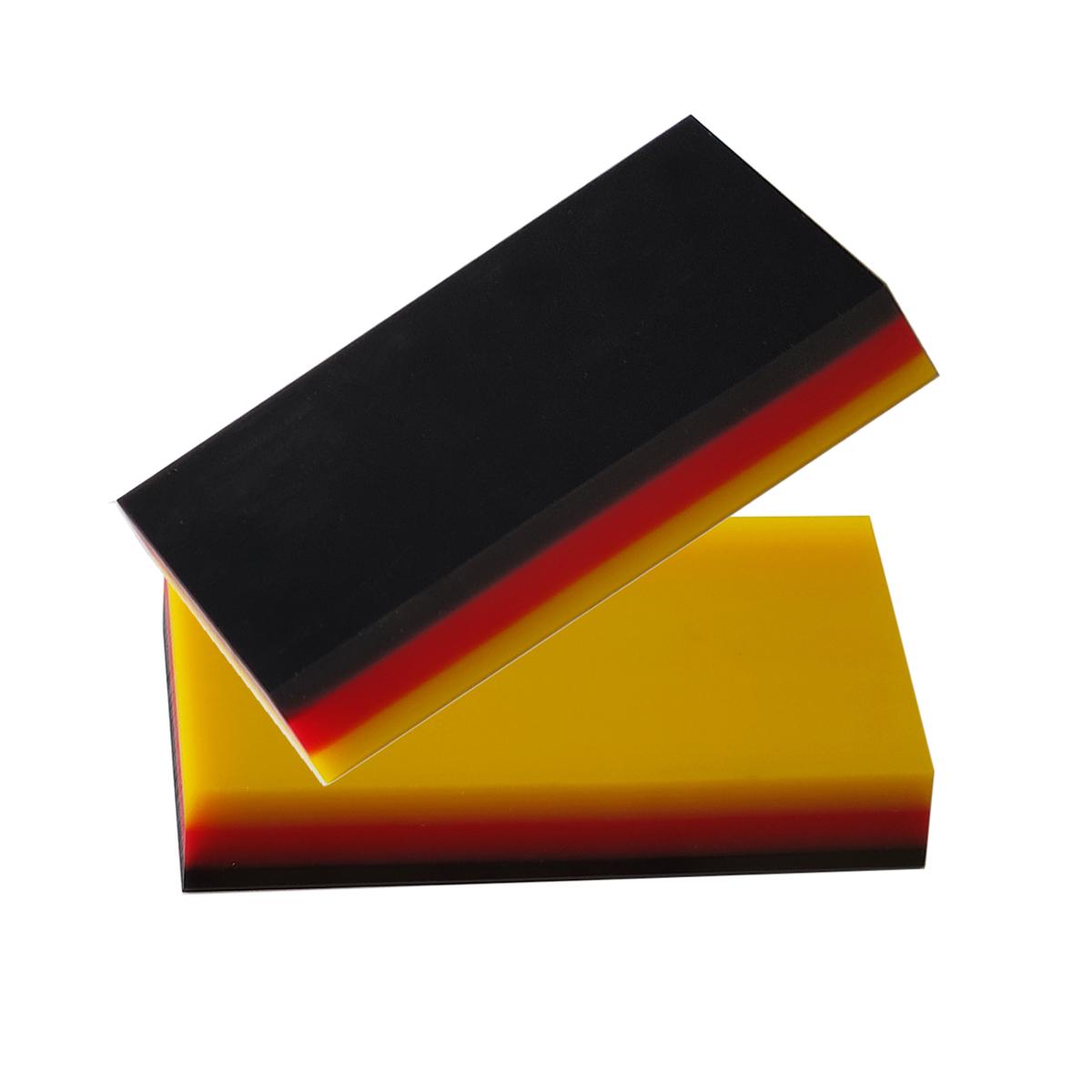 2 in1 углеродного волокна виниловая пленка для оклеивания автомобилей упаковка защитная Пленка Установка скребок оконная тонировка наклейки мягкий скребок Инструмент для чистки автомобилей B78