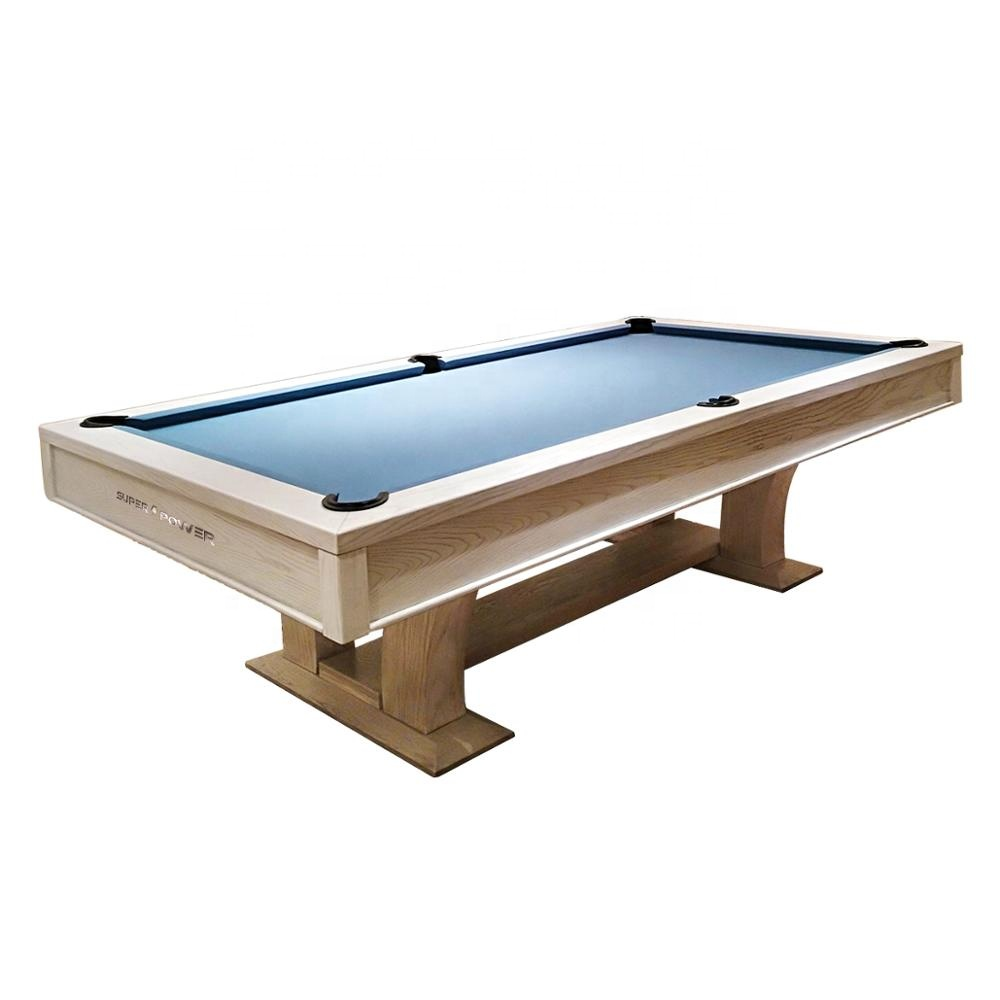 New Style Solid Wood Pool Billiard Table For Sale - Buy Shender Snooker  Table For Sale,Diamond Billiard Table,Billard Table Product on Alibaba.com