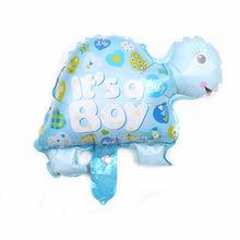 1 шт. Мини Ангел девочка воздушный шар для Бэйби Шауэр детская коляска Фольга Воздушный Шар Детские игрушки для надувные декорации для вечер...(Китай)