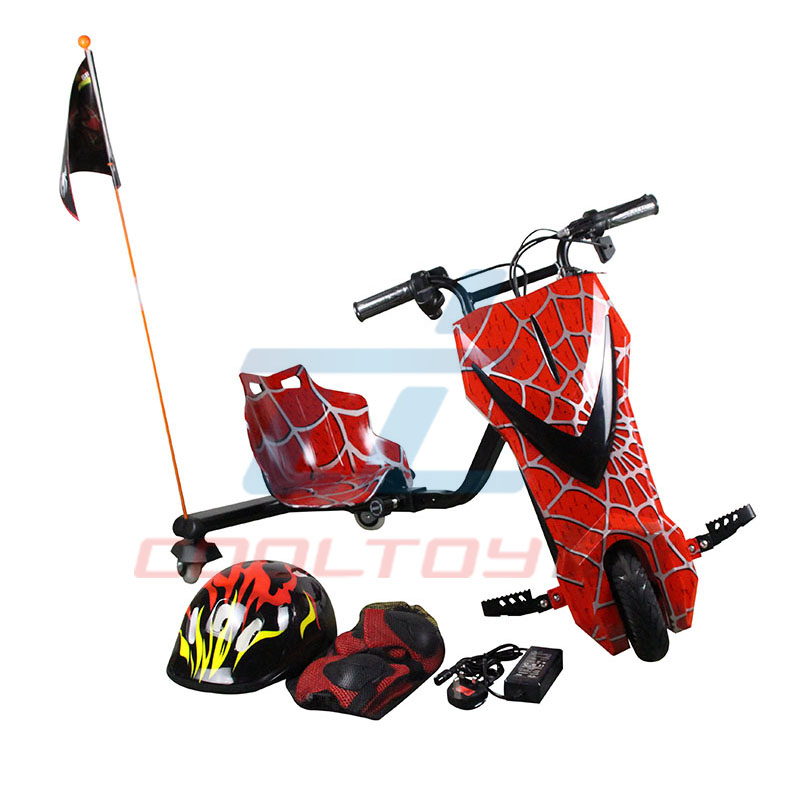 Cooltoy DP106 Kids 3 Wheels Scooter Drift Trike With Water Mist Sprayer
