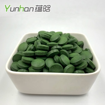 Saiyang Supply SUPER FOOD Organic Mixed Spirulina & Chlorella Tablets