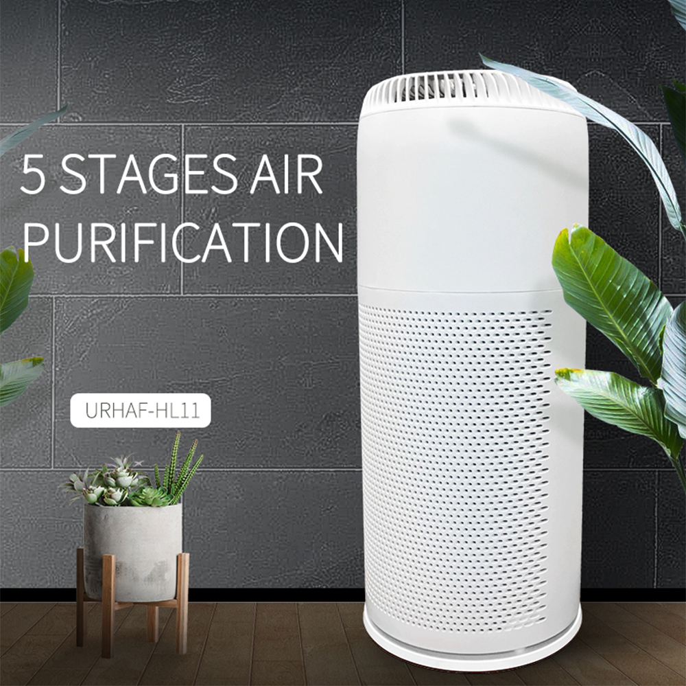 Air Purifier Pro LED Screen Wireless Smartphone APP Control Home Air Cleaning Intelligent air purifier