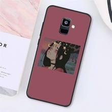 Babaite эстетическое девушка чехол для телефона для samsung Galaxy A7 A50 A70 A40 A20 A30 A8 A6 A8 плюс A9 2018(Китай)