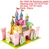 1690-34 Rainbow castle