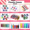 Casos de plástico-1