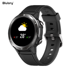 BW16 Sport 50m Waterproof Smart Watch Full Color HD Screen High Hardness Glass Cover Heart Rate Tracker Blood Pressure Oxygen Sp