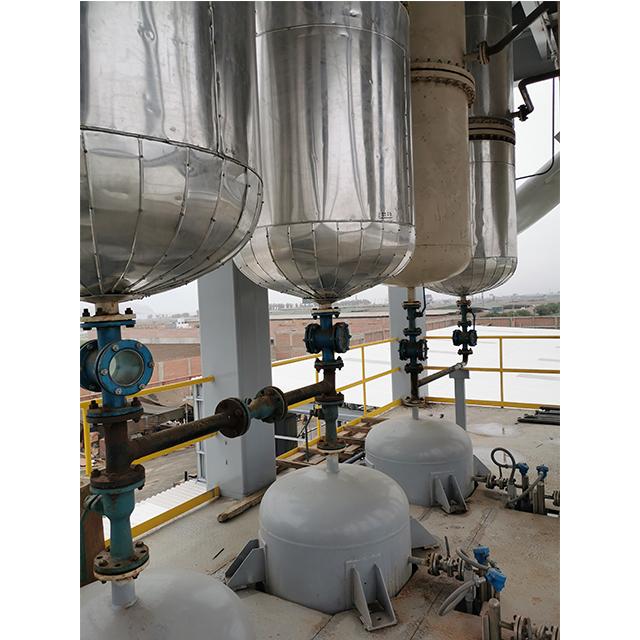 Used vegetable oil processing machine waste oil biodiesel distillation equipment