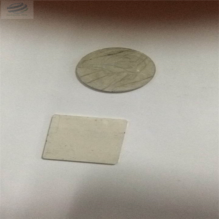 Thermoelectric Materials 99.99% Bismuth Telluride Pellet Price Bi2Te3 wafer