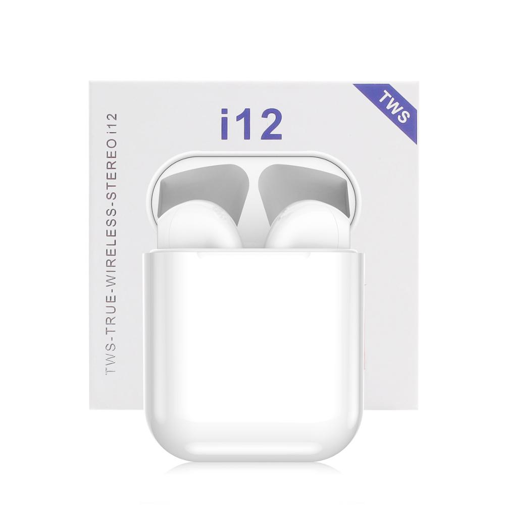 Cheap Custom Stereo Touch Bluetooth Earbuds for i12 Air pods Tws Wireless Headphones - idealBuds Earphone | idealBuds.net