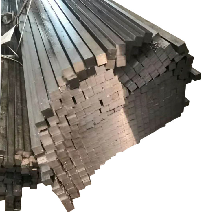 hot sale China factory supplier Carbon Structural Steel Q195 Q235 square steel bar