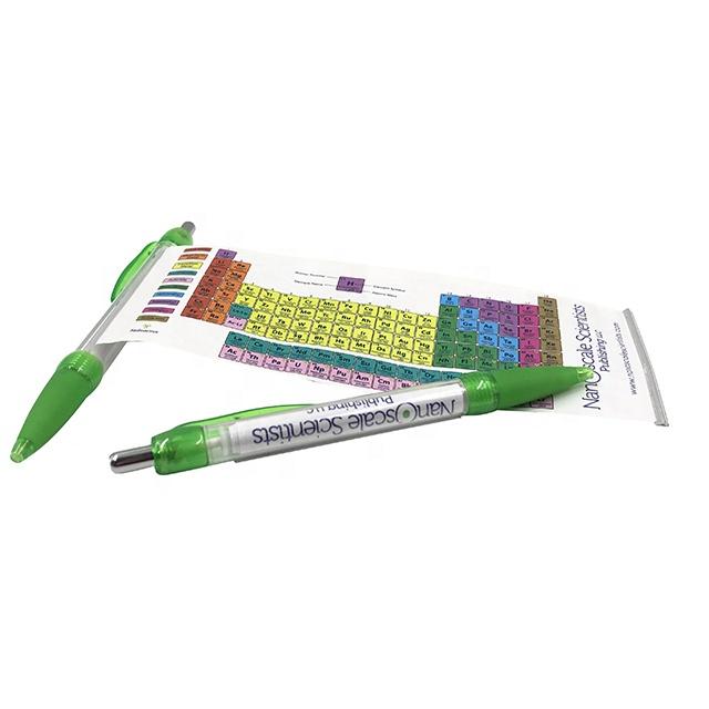 Рекламные Пластиковые выдвижные ручки для баннеров с логотипом на заказ