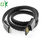 Phone Bracelet Phone Charger Bracelet Buy Direct 60CM Type C Data Leather Cable Mobile Phone USB Charger Bracelet