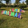 "Merry Christmas- 18"""