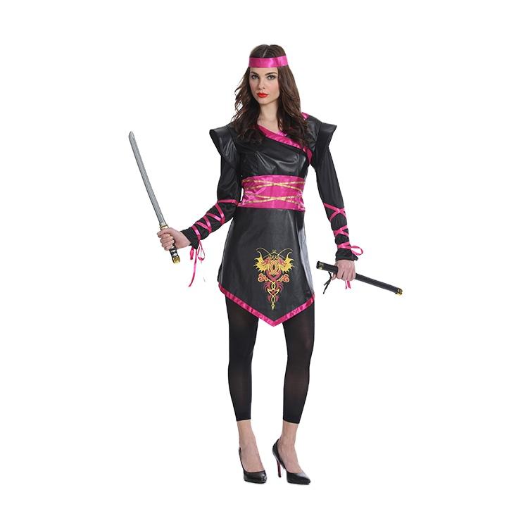 HS-1308-025 ninja halloween costume women adult+women cosplay costume